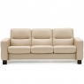 Stressless Wave Low Back 3 Seater Sofa 2
