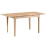 Cookes Collection Blackburn 1.2m Butterfly Extending Table 2