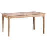 Cookes Collection Blackburn 1.6m Butterfly Extending Table 1