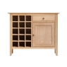 Cookes Collection Blackburn Wine Cabinet 3