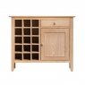 Cookes Collection Blackburn Wine Cabinet 4