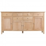Cookes Collection Blackburn 4 Door Sideboard 1