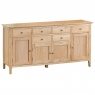 Cookes Collection Blackburn 4 Door Sideboard 2