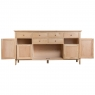 Cookes Collection Blackburn 4 Door Sideboard 3