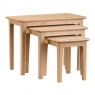 Cookes Collection Blackburn Nest of 3 Tables 1