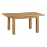 Cookes Collection Colchester 1.2m Butterfly Extending Table 1