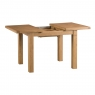 Cookes Collection Colchester 1.2m Butterfly Extending Table 2