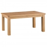 Cookes Collection Colchester 1.7m Butterfly Extending Table 1