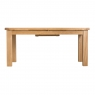 Cookes Collection Colchester 1.7m Butterfly Extending Table 2