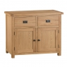 Cookes Collection Colchester 2 Door 2 Drawer Sideboard 1
