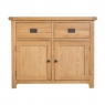 Cookes Collection Colchester 2 Door 2 Drawer Sideboard 2