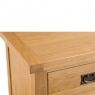 Cookes Collection Colchester 2 Door 6 Drawer Sideboard 7