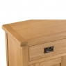 Cookes Collection Colchester 2 Door 1 Drawer Sideboard 4