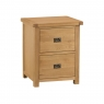 Cookes Collection Colchester Filing Cabinet 2