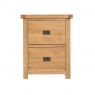 Cookes Collection Colchester Filing Cabinet 1