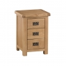 Cookes Collection Colchester Large Bedside Table