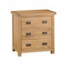 Cookes Collection Colchester 3 Drawer Chest