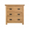 Cookes Collection Colchester 3 Drawer Chest 2