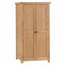Cookes Collection Colchester 2 Door Wardrobe 1
