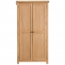 Cookes Collection Colchester 2 Door Wardrobe 2