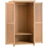Cookes Collection Colchester 2 Door Wardrobe 3