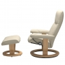 Stressless Promotional Consul Large Classic Chair and Stool 2