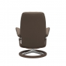 Stressless Promotional Consul Medium Signature Chair and Stool 3