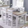 Cookes Collection Thames Extending Dining Table & 4 Chairs 2