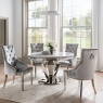Cookes Collection Abigail Dining Table & 4 Chairs 2