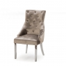 Cookes Collection Jake Dinin Chair Champagne 2