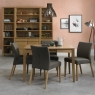 Cookes Collection Romy Small Extending Dining Table 8