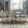 Cookes Collection Romy Soft Grey Medium Dining Table 7