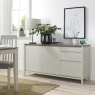 Cookes Collection Romy Soft Grey Wide Sideboard 3
