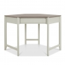 Cookes Collection Romy Soft Grey Corner Desk 2