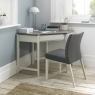 Cookes Collection Romy Soft Grey Corner Desk 3