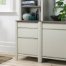 Cookes Collection Romy Soft Grey Filing Cabinet 3
