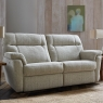 Cookes Collection Lepus 3 Seater Recliner Sofa 1