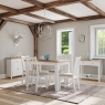 Cookes Collection Palma Medium Extending Dining Table 4