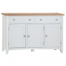 Cookes Collection Palma 3 Door Sideboard 1