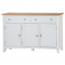 Cookes Collection Palma 3 Door Sideboard 2