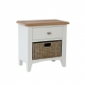 Cookes Collection Palma 1 Drawer Basket Unit 1