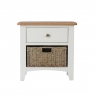 Cookes Collection Palma 1 Drawer Basket Unit 2