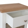 Cookes Collection Palma 1 Drawer Basket Unit 5