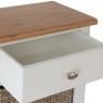 Cookes Collection Palma 1 Drawer 3 Basket Unit 6