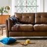 Alexander and James Saddler LHF Chaise Sofa 4