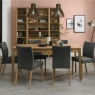 Cookes Collection Romy Large Dining Table and 6 Chairs 1
