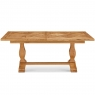 Cookes Collection Nantes Oak Dining Table and 6 Chairs 3