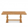 Cookes Collection Nantes Oak Coffee Table 1