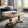Cookes Collection Nantes Oak Coffee Table 2