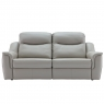 G Plan Firth 3 Seater Sofa in Leather 1
